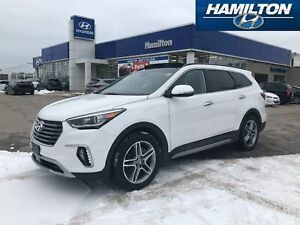 2018 Hyundai Santa Fe XL | ULTIMATE | 6 PASS. | LEATHER | ROOF |