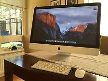 iMac 27inch 16 GB 2.8 GHz Intel Core i7 (late 2009) Kew Boroondara Area Preview