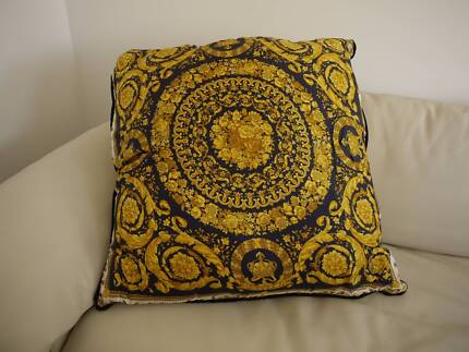 GIANNI VERSACE  -  Luxury Euro Pillow (grand-square)