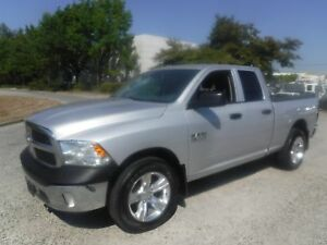 2014 Dodge Ram 1500 Quad Cab Short Box 4WD