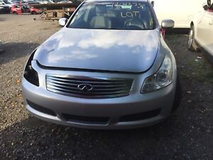 2008 Infiniti G35x For parts