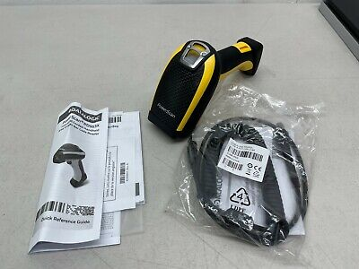 Datalogic Powerscan Pd9531-hpk1 Barcode Scanner With Usb Kit Stand