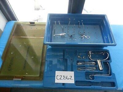 Codman Surgical Neuro Spine Crockard Transoral Instrument Set W Case