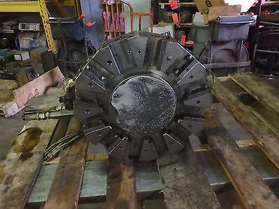 Okuma Cadet Lnc-8 Cnc Turning Center Lathe - Tool Turret Assembly0611 C534