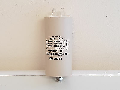Belle 230/240v Capacitor Suits Mini Mix140/150 Cement Mixers