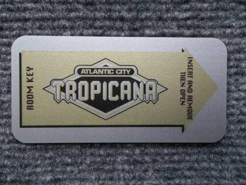 old Tropicana Atlantic City Casino Room Key