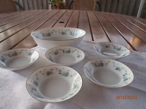 Noritake Royal Ceramics Serving Desert Dish and Five Dishes Murrumba Downs Pine Rivers Area Preview