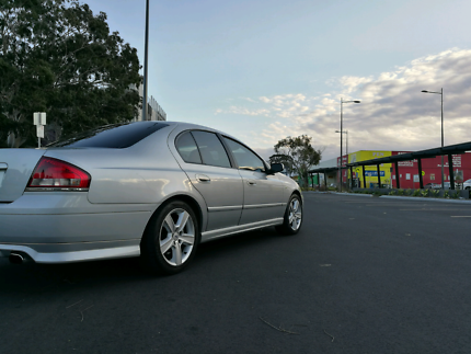 Ford Falcon BA XT - Injected Gas - Great Condition - Rego