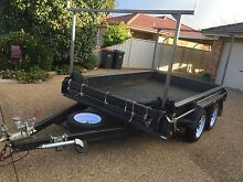 Near brand new 10x6 trailer full rocker suspension Griffith Griffith Area Preview