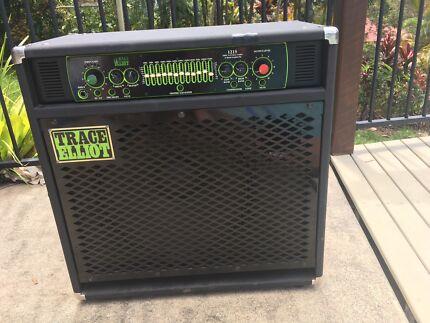 Trace Elliot 500w bass amp combo