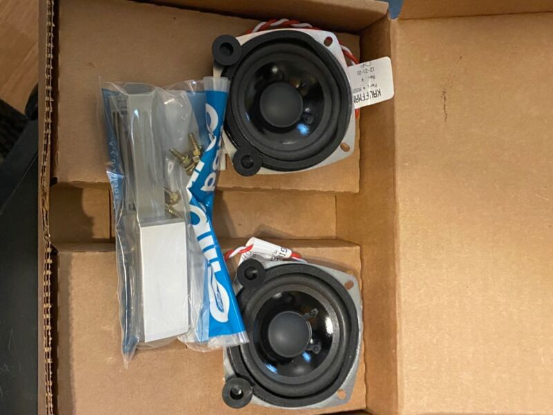 Gilbarco replacement speaker