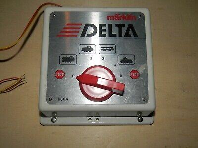 Märklin Delta Control 6604