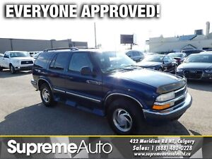 1998 Chevrolet Blazer 4X4/NEW TIRES/FRESH TRADE!