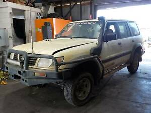 WRECKING 1998 NISSAN GU PATROL 2.8L TURBO DIESEL MANUAL North St Marys Penrith Area Preview