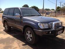 2002 Toyota LandCruiser Wagon Parramatta Park Cairns City Preview