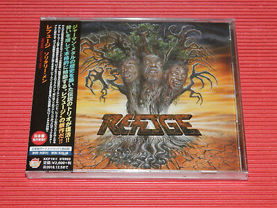 2018 JAPAN CD REFUGE SOLITARY MEN   with Bonus Track for Japan Only