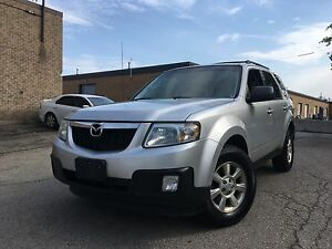 2010 Mazda Tribute V6 GX | ONE OWNER| CERTIFIED| 2 Set of Tires