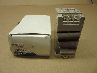 1 Nib Omron S82k-01512 S82k01512 Power Supply 100-240v Vac 12v Vdc 1.2a Amp