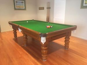 Pool / Snooker Table Bar Beach Newcastle Area Preview