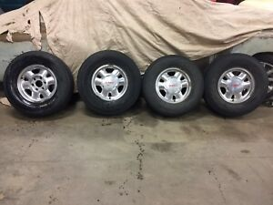 GMC Pickup Rims