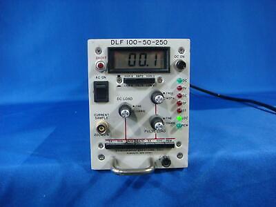 Tdi Dlf100-50-250 250w 100v 50a Dc Electronic Load