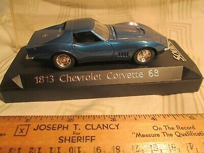 Solido 1968 1813 Corvette 1:43 Diecast Model Made in France nr