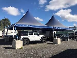 Heavy Duty Canopy Carport Shade Marquee Gazebo 6m x 6m Ormeau Gold Coast North Preview