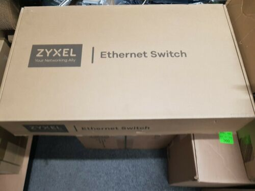 ZYXEL 48-port GbE Smart Managed PoE Switch with GbE Uplink GS1920-48HPv2