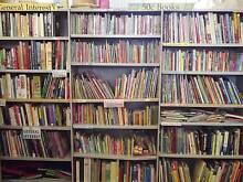 Mammoth 50c Community Book Sale - Unley Thrift Shop Unley Unley Area Preview