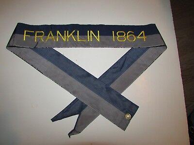 St565 US Army Streamer Civil War Franklin 1864 IR41