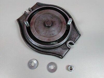 Vise Style Machinists Swivel Base 7.5 C-c T Slot Tabs 1.25 Pin Kurt Anglock