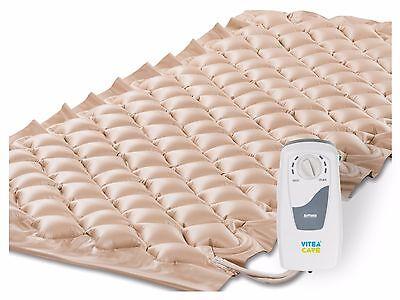 Anti-BedSore  Prevention    -  Alternating Air Pressure Mattress
