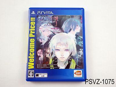 Tokyo Ghoul Jail Best Japanese Import PS Vita Welcome Price PSVita US (Tokyo Tokyo Best Seller)