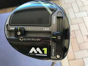 TAYLORMADE M1 2017 8.5 DEGREE DRIVER PROJECT X HZRDUS 6.0