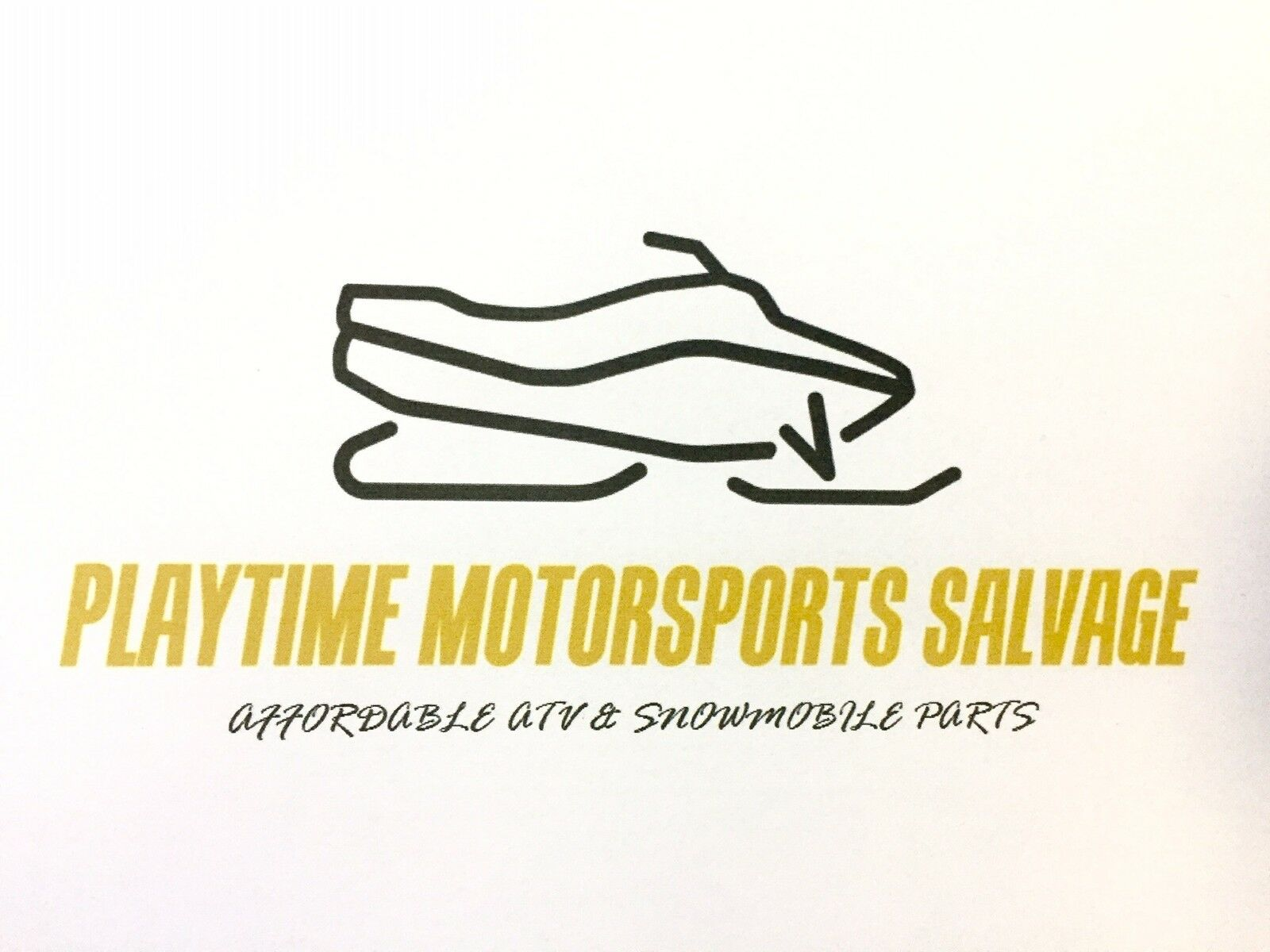 playtime motorsport salvage