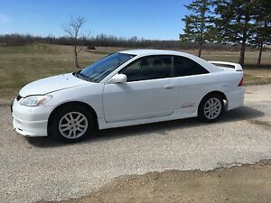2005 HONDA CIVIC REVERB 2 DR COUPE car