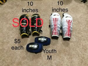 Shin Guards & Elbow Pads