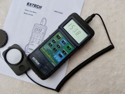 Extech Heavy Duty Light Meter