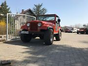 Jeep CJ 5 V8 4 Gang