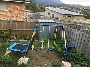 Outdoor kids play set, swing , slide Kingston Kingborough Area Preview