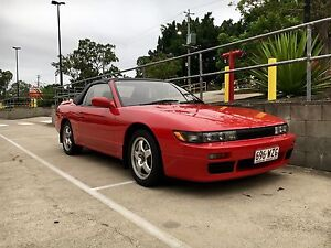 1988 S13 Nissan Silvia K's Convertible (Manual Turbo) Inala Brisbane South West Preview