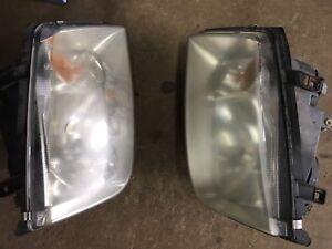 Mk4 Volkswagen Jetta Head Lights