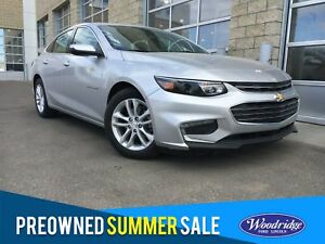 2018 Chevrolet Malibu LT NO ACCIDENTS, REVERSE CAMERA, BLUETO...
