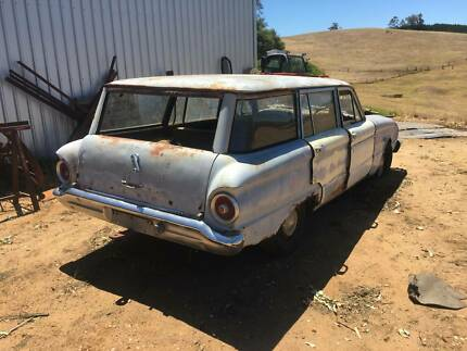 Ford Falcon XM Wagon Donnybrook Area Preview