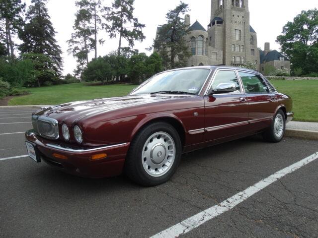 Imagen 1 de Jaguar: Other 4dr Sdn…