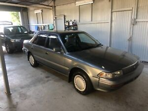 1990 Toyota Corona Automatic no rwc Nambour Maroochydore Area Preview