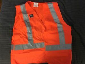 Hello Hansen Class 2 Level 2 safety vest size L/XL