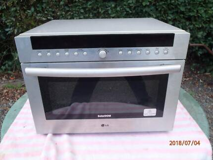 Lg Microwave Convection Oven