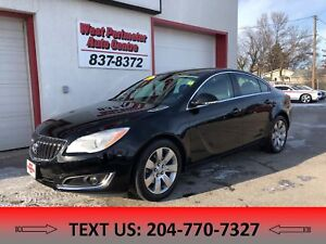 2015 Buick Regal Turbo/ AWD **Navigation, Sunroof**