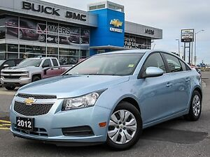 2012 Chevrolet Cruze LT, AUTO, A/C, CRUISE, FULL POWER GROUP